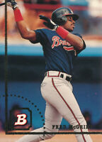 Fred McGriff 1994 Bowman #405 Atlanta Braves card