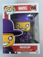 Funko Pop Marvel Deadpool Madcap EXCLUSIVA CABEZA DE BOBBLE Raro