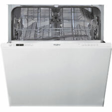 Whirlpool WIO3043DLS Full Size 60cm Built In/Integrated 14 Place Dishwasher NEW