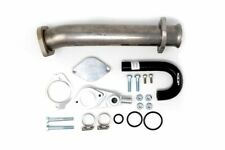 Gorilla Performance Cooler Upgrade Kit w/ Pipe for 03 - 07 Ford 6.0L Powerstroke