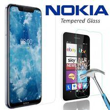 Genuine 9H Hardness Tempered Glass Screen Protector Cover for Nokia Lumia/ Nokia
