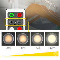 16 Color RGB LED Light Ceiling Recessed Panel Embedded Downlight Remote Control
