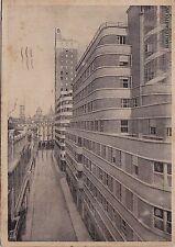# TORINO: VIA VIOTTI E TORRE LITTORIA 1938