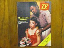 Dec 19-1982 Chicago Tribune TV Week(PEARL BAILEY/DANA HILL/MEMBER OF THE WEDDING