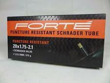 """20"""" x 1.7 x 2.10 BMX  Bike Inner Tube THORN RESISTANT New Schrader Valve"""