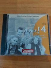 CD - A plus! 4 Cycle long - Vorschläge zur Leistungsmessung - CD