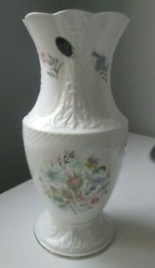 AYNSLEY THE AYNSLEY CROWN VASE LIMITED EDITION PIECE 1998