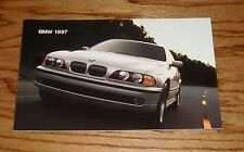 Original 1997 BMW Full Line Sales Brochure 97 Z3 Roadster M3 3 Series