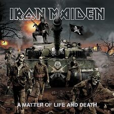 IRON MAIDEN-A Matter of Life & Death (2017 REM. 180 GR) 2 VINILE LP NUOVO