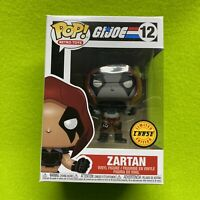 Funko Pop! Retro Toys G.I. Joe Zartan #12 CHASE