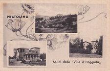 * PRATOLINO - Villa il Poggiolo 1936