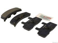 Bosch QuietCast Premium Brake Pad Set With Shims MST fits 1988-2002 GMC Safari C