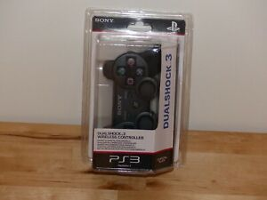Original Sony Dual Shock 3 Controller für PS3 / Playstation 3 - NEU + OVP