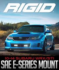 Rigid Industries 46524 Bumper Mount Kit w/ Dually FOR 2010-2014 Subaru WRX STI