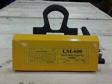 Heavy Duty 1,320lbs 600 kg Steel Lifting Magnet Magnetic Lifter Permanent Magnet