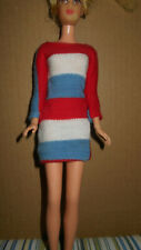 Vintage Barbie Francie Doll - MOD Era Francie 1281 Clear Out! Dress