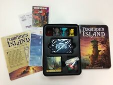 Forbidden Island Strategy Thinking Adventure Board Game NIB Not Sealed