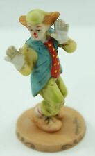 Willitt's Design Clown Dancing 5909 Circus Mary Keen 1986 Figurine