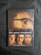 The Good Shepherd (DVD, 2007, Anamorphic Widescreen)