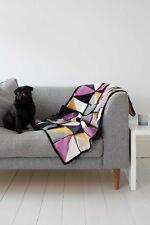 Debbie Bliss DB052 - Rialto DK - Blanket - Single Pattern
