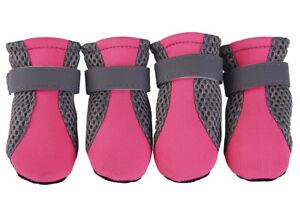Pet Dog Shoes Puppy Outdoor Soft Rain Boots Waterproof Boots Winter Warm socks