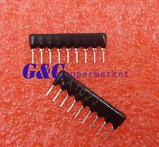 20PCS Thick Film Network Resistor SIP9 1k Ohm NEW Array Resistor