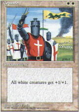 FBB Korean Crusade ~ Moderately Played 4th Edition Fourth Foreign UltimateMTG Ma