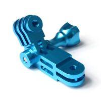 OEM CNC Aluminum Three-Way Pivot Arm Mount Adapter for Gopro HD Hero 3 2 Camera