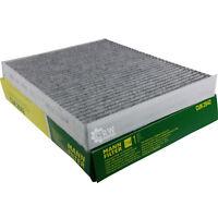 Original MANN-FILTER Aktivkohlefilter Pollenfilter Innenraumfilter CUK 2842
