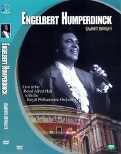 Engelbert Humperdinck: Live At Royal Albert Hall DVD NEW *FAST SHIPPING*
