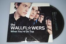 The Wallflowers – When You're On Top. CD-Single Promo (ESP)