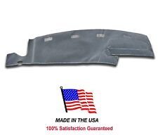1994-1997 Dodge Ram Pick-Up 1500 Gray Dash Cover Mat Pad Carpet DO92-0