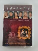 Friends - The Complete Tenth Season (DVD, 2010, 4-Disc Set)