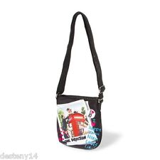 One Direction Glitter Girl's Crossbody Bag Niall Liam Harry Louis Zayne Photo