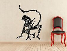 Alien Wall Decal Predator Movie Superheroes Vinyl Sticker Art Decor Mural (118z)