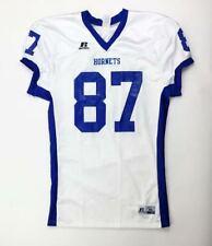 Russell Athletic Hornets Blitz Football Game Jersey Men's XL White Mesh S89SMMM