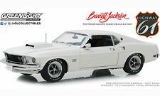 Highway HW 61 1969 Ford Mustang BOSS 429 Barrett Jackson Scottsdale 2018 1/18