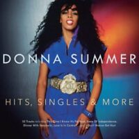 Donna Summer - Hits, Singles and More [CD]