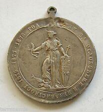h067 Serbia 1877 1878 Russia - Turkish Ottoman WAR campaign medal