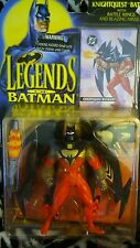 Legends of Batman Knightquest Doll in Original Package Kenner Toys  1994