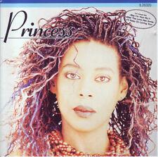 """Princess - SELFTITLED - first press CD © 1986 - 4 x Original 12""""Mixes ! / PWL"""