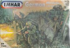 Emhar 1/72 (20mm) WWI German Infantry & Tank Crew