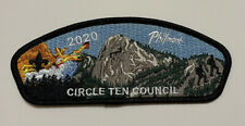 Boy Scout Circle Ten (10) Council 2020 Philmont Trek CSP/SAP