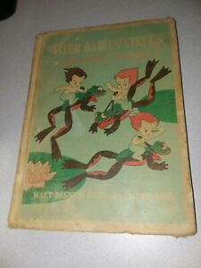 Water babies circus Walt Disney golden age 1940 early appearance snow white