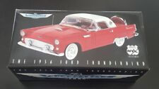 WIX 1956 Ford Thunderbird diecast metal replica, 1:24 scale, New in Box