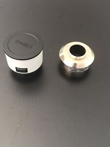 Nikon Microscope C-Mount 0.55x DS Relay lens with LV tube adapter