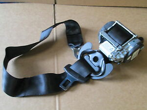 NEW GENUINE VW GOLF MK6 JETTA FRONT LEFT SEAT BELT BLACK 1K4857705ADRAA
