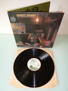SANDY DENNY-THE NORTH STAR GRASSMAN..RARE SUPERB! 1ST UK PRESS N/M VINYL LP 1971