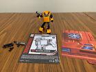 Transformers WFC Earthrise Bumblebee