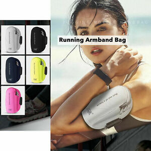 Universal Outdoor Sports Armband Case Phone Holder Gym Running Jogging Arm Band